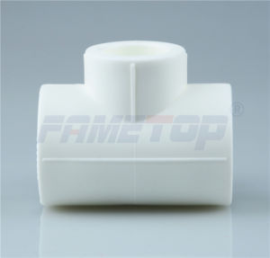 PP-R Fitting Made Under DIN8077/8078 Standard pictures & photos