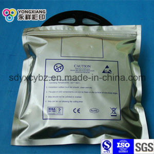 Electronic Machinery Parts Aluminum Foil Packaging Bag pictures & photos