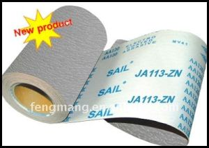 Soft Wood Polishing Aluminum Oxide Coated Abrasive Cloth Ja113-Zn pictures & photos