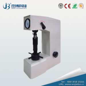 Hr-150A Hardness Tester Jiangsu New 2014 Hardness Testing Machine pictures & photos