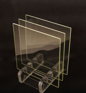 Medical Lead Glass Used in CT Room pictures & photos