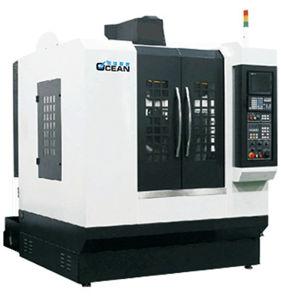 CNC Metal Engraving Machine in High Polish (RTM600SHMC)