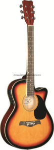 40′′ Electric Guitar for Beginner pictures & photos