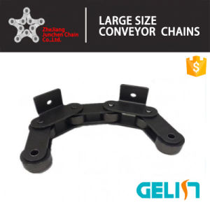 304 Stainless Steel Hollow Pin Conveyor Chain for Ice Scream pictures & photos