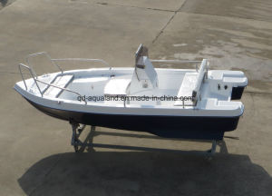 Aqualand 15 Feet 4.6m Fiberglass Motor Boat/Fishing Boat (150) pictures & photos