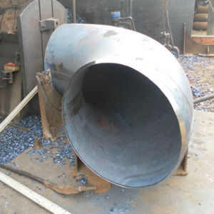 Big Size A516 Gr70 Welding Carbon Steel Pipe Elbow pictures & photos