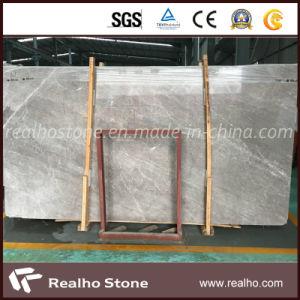 New China Wholesales Polished Grey Marble Slabs