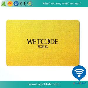 Passive 13.56hmz Classic 1k, 4k RFID Smart Card pictures & photos
