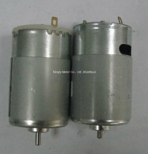 12V Motors Micro Fan Motor Jrs-555 High Speed DC Motor pictures & photos