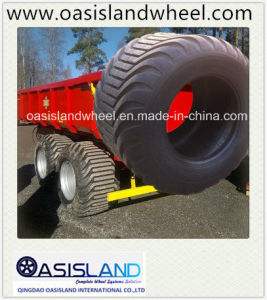 Implement Flotation Tire 700/40-22.5 for Farm Trailer pictures & photos