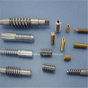 Stainless Steel Shaft with CNC Precision Automatic Lathe