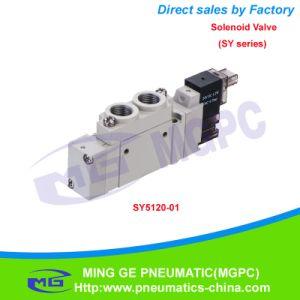 SMC Type Solenoid Valve SY5120-01