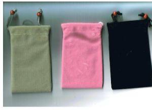 Soft Velvet Jewellery Bags pictures & photos