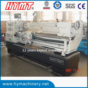 C6241X1500 Universal horizontal turning lathe Machine pictures & photos