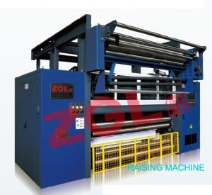 Textile Fabric Raising Machine pictures & photos
