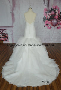 Elegant Mermaid Wedding Dress 2016 pictures & photos