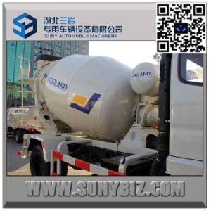 Forland 6 Wheeler 2000 Litre Cement Mixer Truck