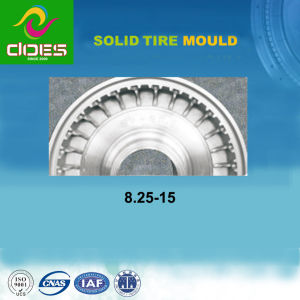 8.25-15 Solid Tubeless Tyre Mould pictures & photos
