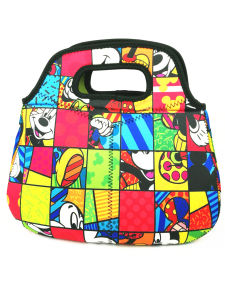 Cute Carton Insulated Delivery Lunch Bag/Tote Bag for Keeping Food pictures & photos