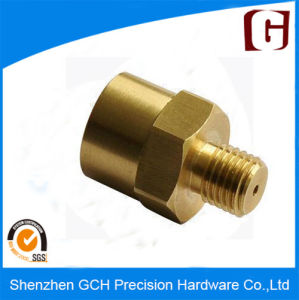 Custom CNC Turning Stainless Steel /Brass/Copper Turned Part for E-Cigarette
