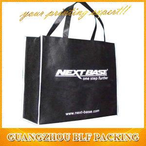 Blue Non Woven Eco Bags Wholesale (BLF-NW263) pictures & photos