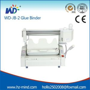 Perfect Glue Binding Machine Gluing Machine (JB-2) pictures & photos