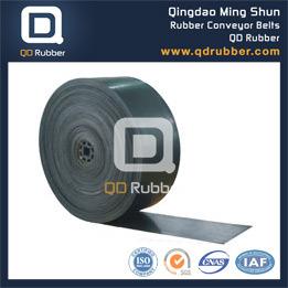 Nylon Flat Rubber Conveyor Belt for Conveyor Equipment