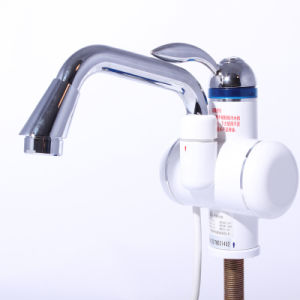 Quick Heating Electric Water Heater Tap Mixer pictures & photos