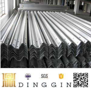 Q235 Galvanized Steel Guard Rail pictures & photos
