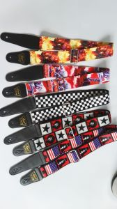 Wholesale Price High Quality Strap for Guitar and Bass pictures & photos