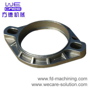 Precision Custom Bronze Sand Casting with Polishing
