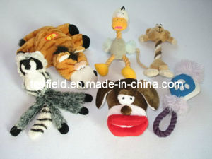 Dog Toy Chew Squeaker Products Plush Pet Toy pictures & photos