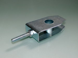 Motorcycle Parts Motorcycle Chain Adjuster for Honda Twister250 Tonardo250 pictures & photos