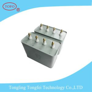 DC-Link Metallized Film Oil Type Capacitor pictures & photos