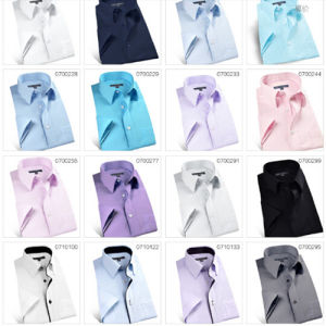100% Men′s Cotton Dress Shirt From Chinese Factory pictures & photos