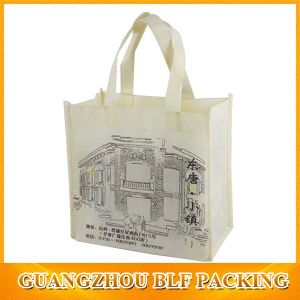 Custom Printed Non Woven Bag Suppliers (BLF-NW252) pictures & photos