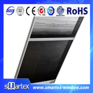 Plisse Window for Skylight with CE, Reach Certificate