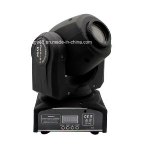 Mini 30W LED Spot Moving Head pictures & photos