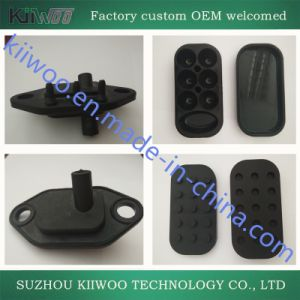 Custom Silicone Rubber Extruded Profiles and Moulding Part pictures & photos
