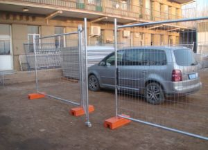Recycled Removeable Temporary Fence for Australia pictures & photos