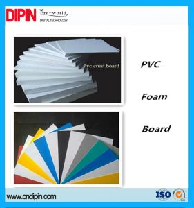 White PVC Co-Extrution Foam Board pictures & photos