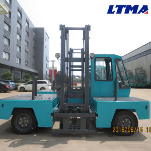 Ltma Forklift Price 3 Ton Electric Side Loader for Sale pictures & photos