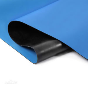 Dissipative Table/Floor Matting Rolls ESD Table Rubber Mat pictures & photos