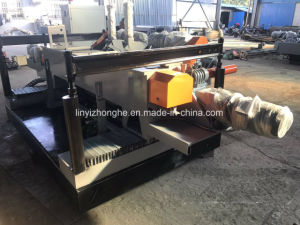 Wood Veneer Production Peeling Cutting Lathe Machine pictures & photos