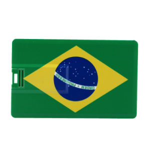 Wholesale Card USB Flash Drive Blank DIY Logo Memory Stick Pendrive pictures & photos