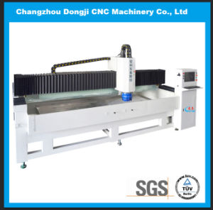 CNC 3-Axis Special Shape Glass Edge Grinding Machine pictures & photos