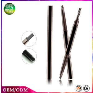 Special Offer 4 Colors Waterproof Makeup Eyebrow Pencil with Brush pictures & photos