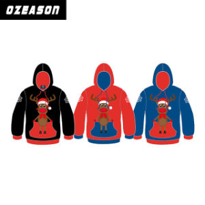 2016 New Style Mens Fleece Custom Your Own Design Sublimated Hoodies pictures & photos