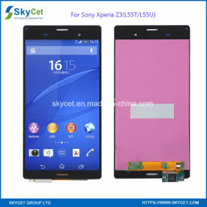 Original Mobile Phone Parts for Sony Z3 LCD Screen Accessories pictures & photos