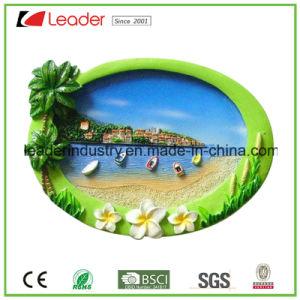 Polyresin Customized Souvenir Gift 3D Refrigerator Magnet, Make Your Own Fridge Magnets pictures & photos